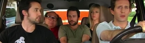 "It's Always Sunny in Philadelphia ""The Gang Hits the Road"""