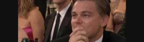 Leonardo Dicaprio losing Oscar